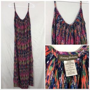 Tommy Bahama sundress maxi size medium